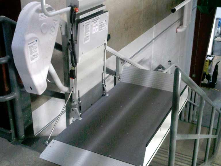 Savaria Wheelchair Lifts